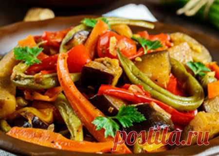 El ragú de hortalizas
