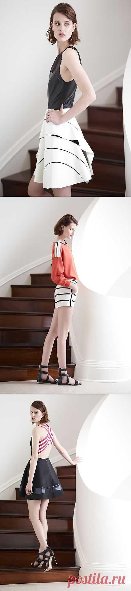 Sachin + Babi resort 2013 / Лукбуки / Модный сайт о стильной переделке одежды и интерьера
