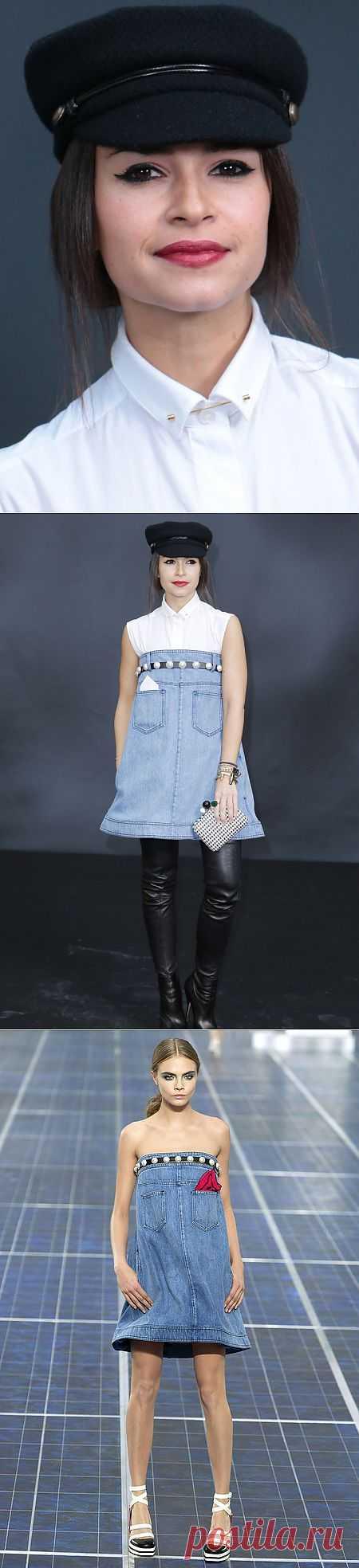 Мирослава Дума в платье Chanel / Звездный стиль / Модный сайт о стильной переделке одежды и интерьера