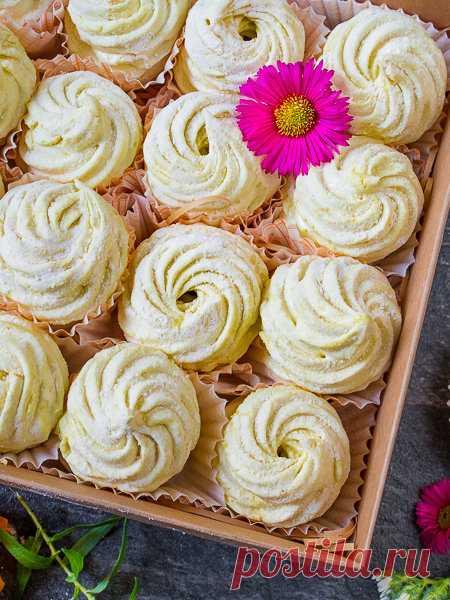 Рецепт лимонно-яблочного зефира на Вкусном Блоге