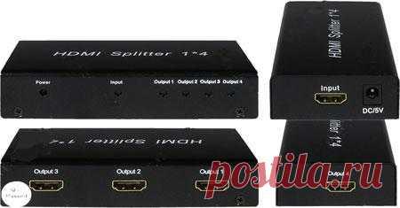 поддержка любого SDTV и HDTV сигнала, в т.ч. 1080p; усиление HDMI сигнала; одновременная поддержка HDCP 1.0/1.1 на всех выходах. Поддержка HDCP на всех HDTV форматах до 1080i (включительно). Данный сплиттер является профессиональным и кроме непосредственной функции разделения HDMI сигнала на несколько телевизоров также имеет функцию усилителя,что позволяет передавать сигнал на расстояние до 40 метров. Естественно это зависит и от качества HDMI-кабеля.