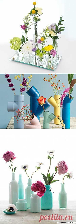 Современные икебаны (подборка) / Цветы / Модный сайт о стильной переделке одежды и интерьера