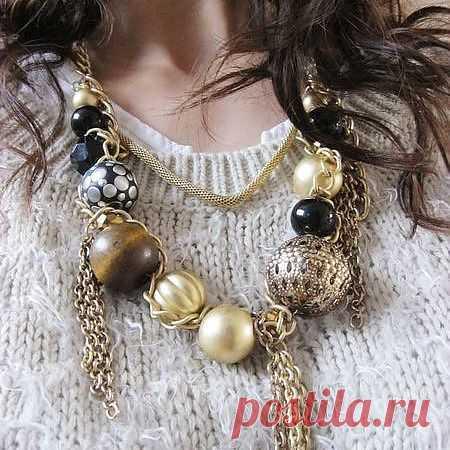 Купить Колье/Ожерелье . Купить стильные Колье/Ожерелья. Модные Бижутерия купить