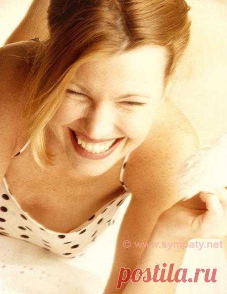 Красиво смеяться? Думаете, это так просто?