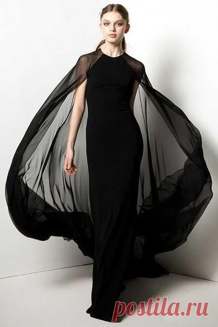 Воздушное платье от Giambattista Valli / Дизайнеры / Модный сайт о стильной переделке одежды и интерьера