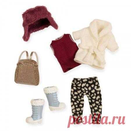 Комплект одежды LORI с шапкой для куклы - купить в интернет магазине  Детский Мир в Москве 78a46078973