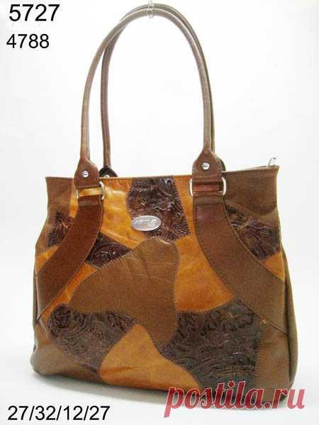 8a134ea4d6d0 Как сшить сумку из кусочков кожи своими руками | шьём сумки и ...