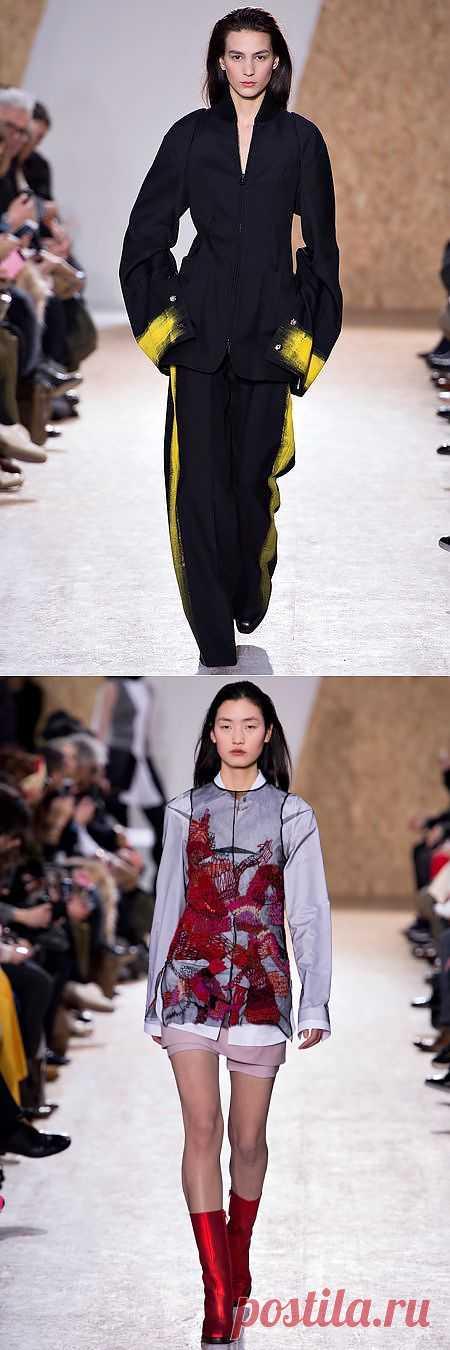 Maison Martin Margiela Fall 2013 RTW (трафик) / Лукбуки / Модный сайт о стильной переделке одежды и интерьера
