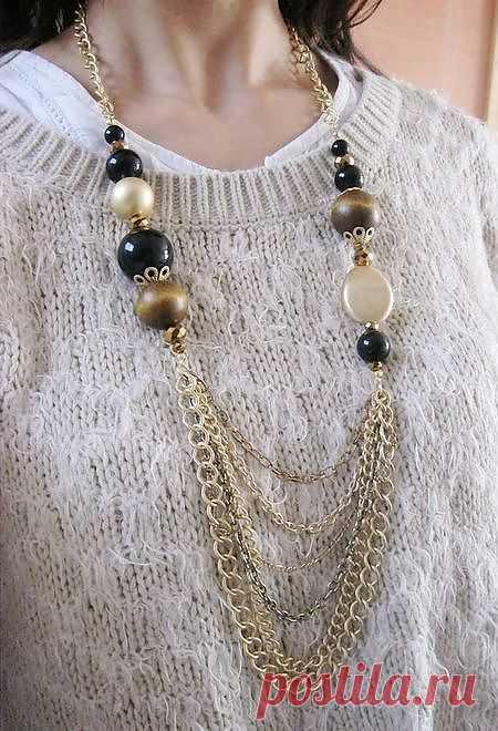Купить Ожерелье . Купить стильные Колье/Ожерелья. Модные Бижутерия купить