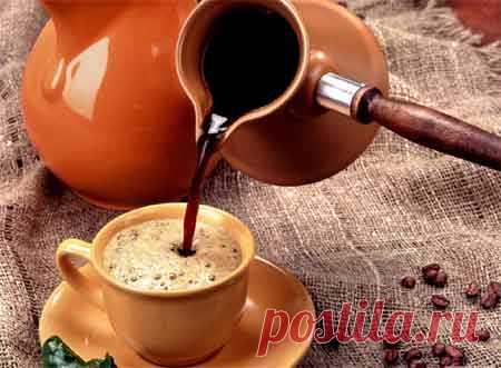 Как варить кофе в турке - некоторые секреты