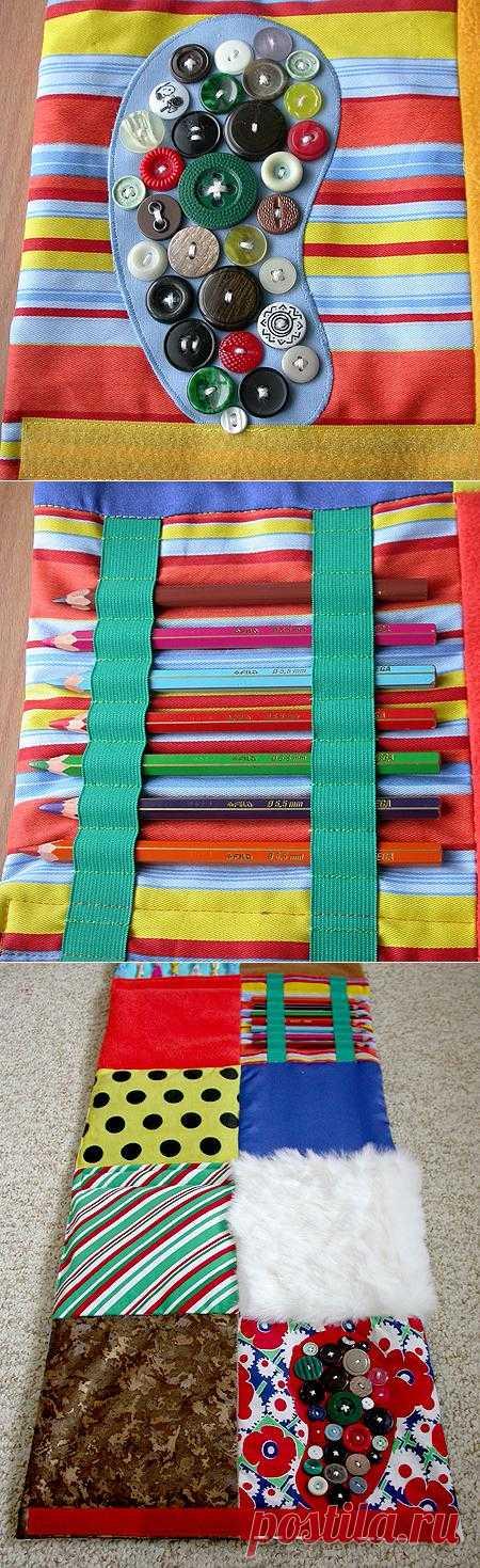 Текстильная массажная дорожка