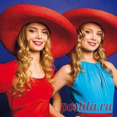 Сестры Арнтгольц: возможно ли различить Ольгу и Татьяну на совместных фото