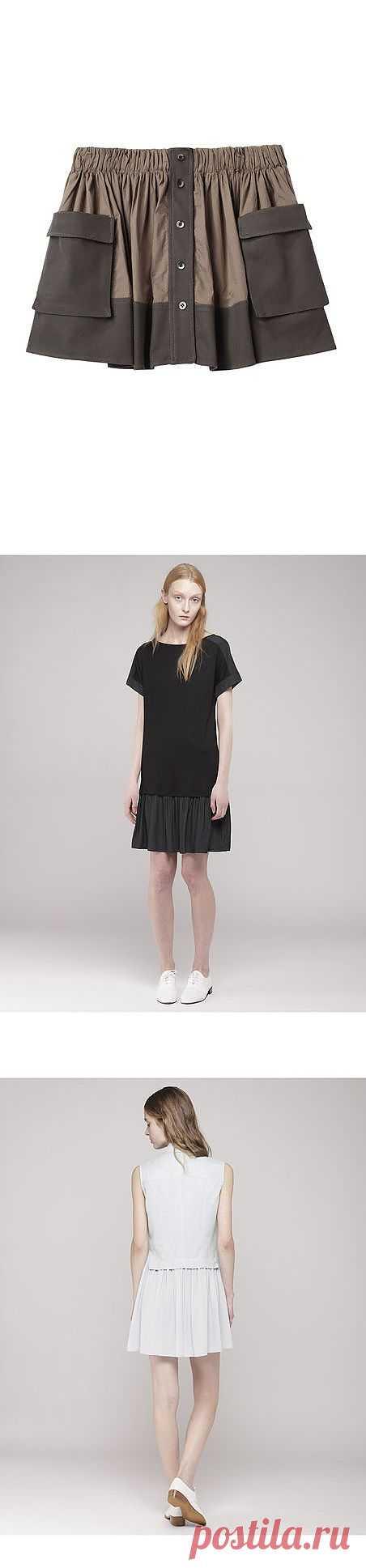 Детали Thakoon (подборка) / Дизайнеры / Модный сайт о стильной переделке одежды и интерьера