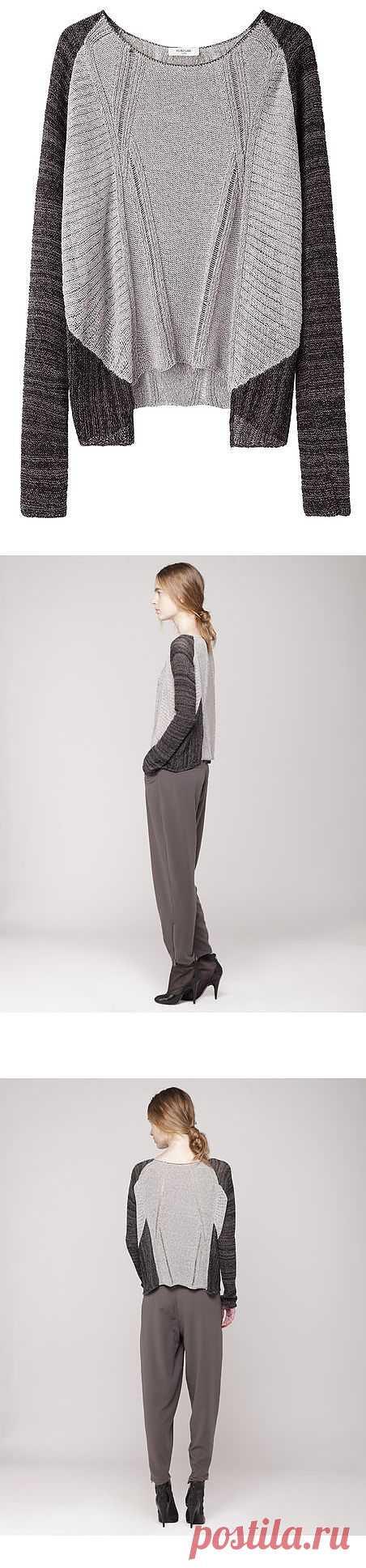 Свитер Helmut Lang / Вязание / Модный сайт о стильной переделке одежды и интерьера
