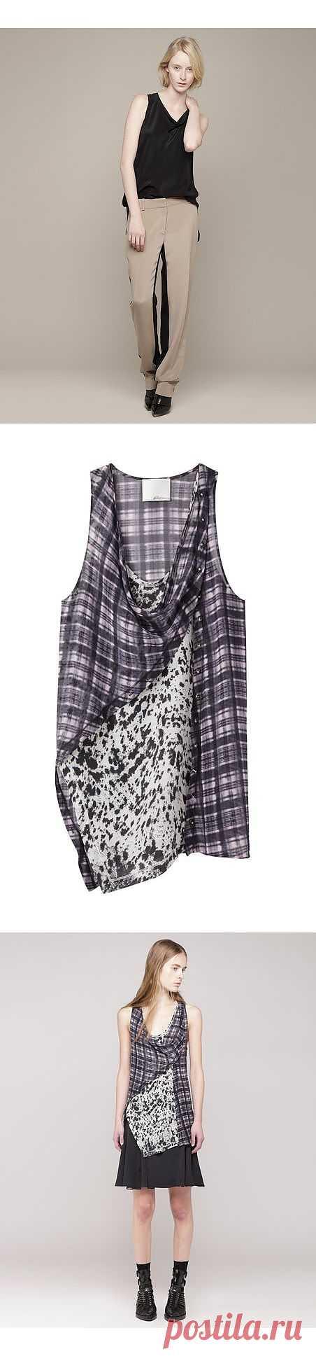 Детали 3.1 Phillip Lim (трафик) / Дизайнеры / Модный сайт о стильной переделке одежды и интерьера