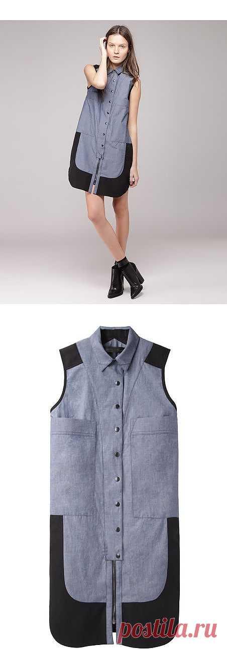 Платье Proenza Schouler / Вещь / Модный сайт о стильной переделке одежды и интерьера
