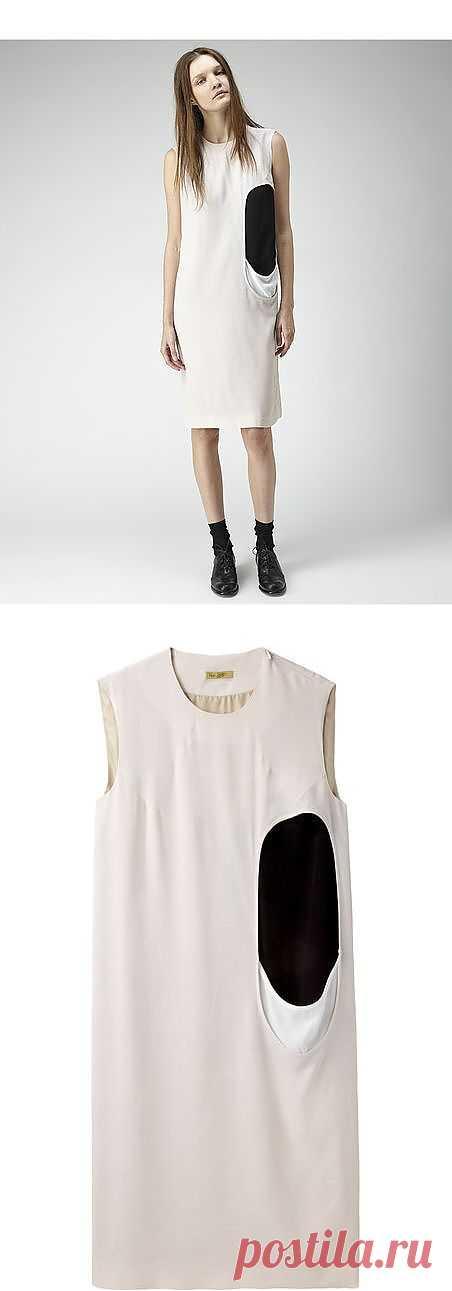 Ещё одно платье от Peter Jensen / Детали / Модный сайт о стильной переделке одежды и интерьера