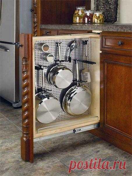 Отличная идея для кухни!