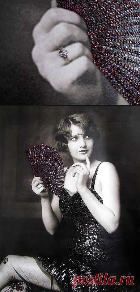 Ювелирная вышивка / Арт-объекты / Модный сайт о стильной переделке одежды и интерьера