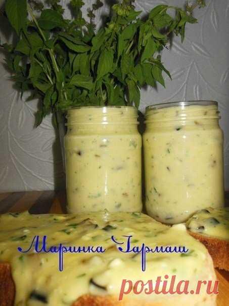 Домашний плавленный сыр с шампиньонами  Ингредиенты:  500 гр творога(домашний творог) Показать полностью…