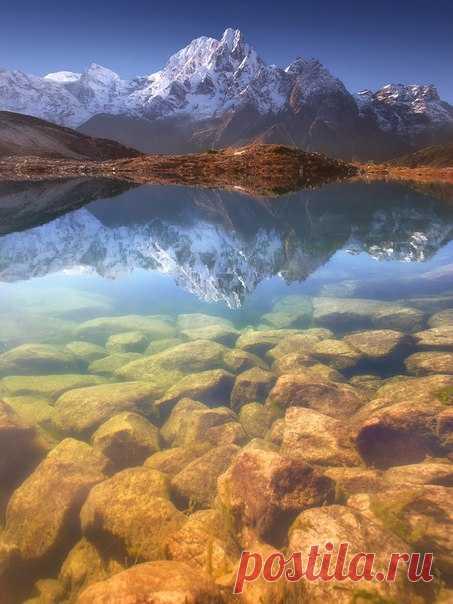 «Мы не знаем, существует ли рай, но точно знаем, что есть Непал». Автор фото – Антон Янковой: