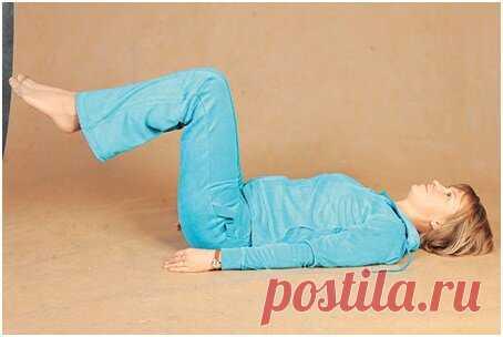 """Упражнение """"Гусеница"""" для здоровой спины, от болей в пояснице, полезно при остеохондрозе   С фитнесом жизнь прекрасна   Яндекс Дзен"""