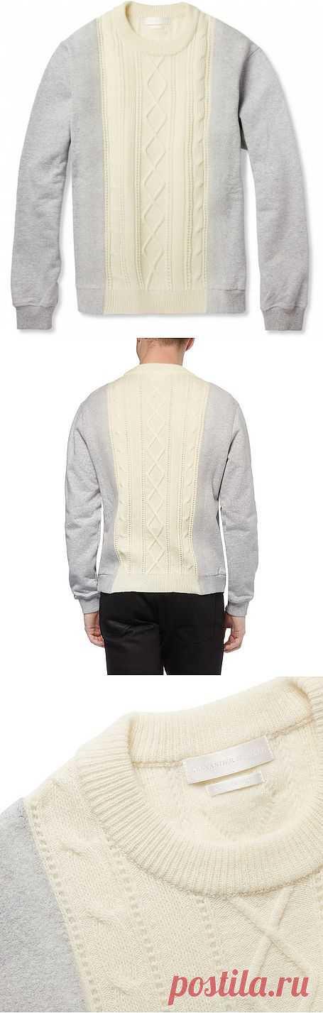 Свитер Alexander McQueen / Свитер / Модный сайт о стильной переделке одежды и интерьера