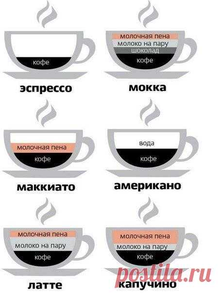 May you unmistakably distinguish latte from makkiato? For those who doubt - the evident instruction