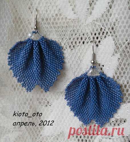 """Лепесток"" | biser.info - all about beads and beaded creativity"