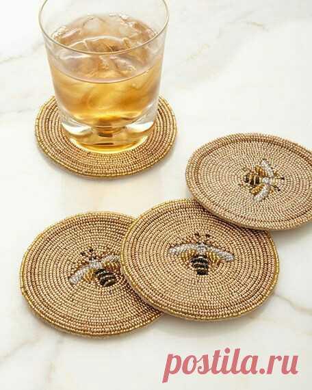 Столовые пчёлки Модная одежда и дизайн интерьера своими руками