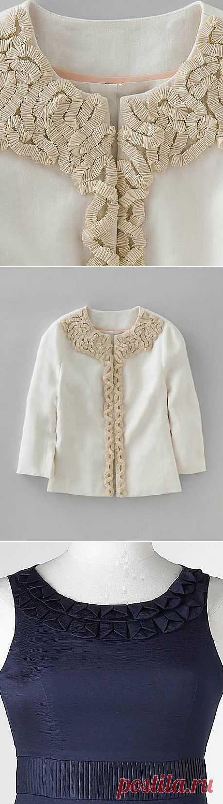 Два оригинальных декора / Декор / Модный сайт о стильной переделке одежды и интерьера