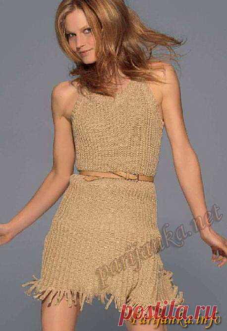 Платье (ж) 07 Origin 3 BDF №1778