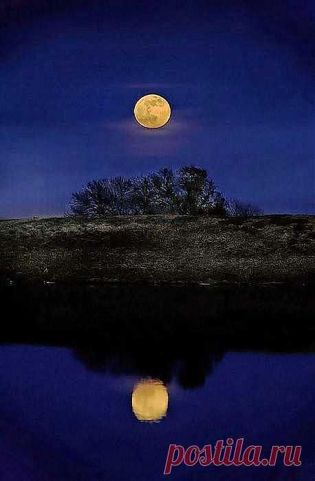 дом любоморье фото отражение луны в воде ним относятся