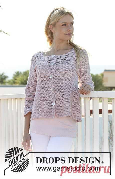 Fatima / DROPS 111-20 - Free crochet patterns by DROPS Design