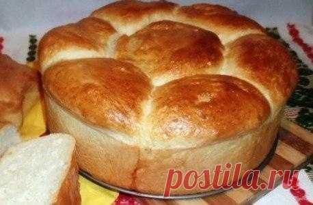 Как приготовить домашний хлеб на кефире - рецепт, ингредиенты и фотографии