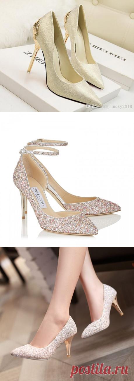 Sapato para noiva 2018: conforto e beleza | Guia Noiva