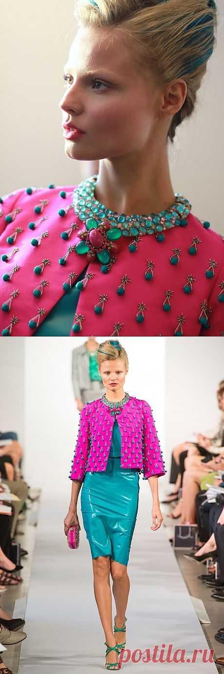 Какова фактура!!!! / Детали / Модный сайт о стильной переделке одежды и интерьера