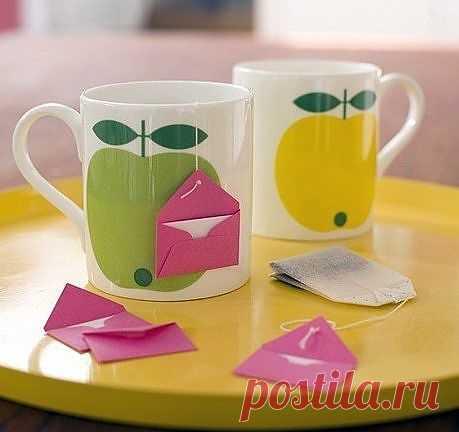 Чай к завтраку в постель / Сервировка стола / ВТОРАЯ УЛИЦА