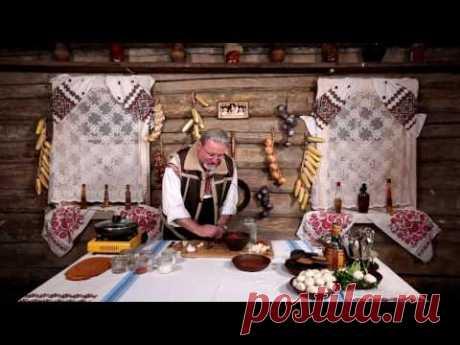 Las recetas shinkarya №15 - Tomatno-hrenovaya la colación - YouTube