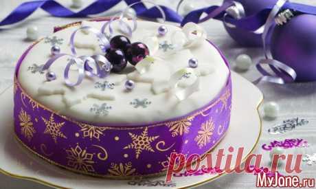 Las mejores tortas para un Nuevo año - las tortas, las tortas de casa, el nuevo año, las tortas para un nuevo año