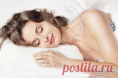 8 простых правил для полноценного сна