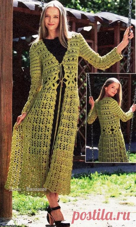 Кардиганы крючком для женщин схемы   Вязание   Яндекс Дзен