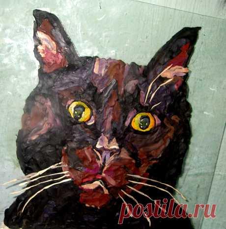 Кошка Мошка