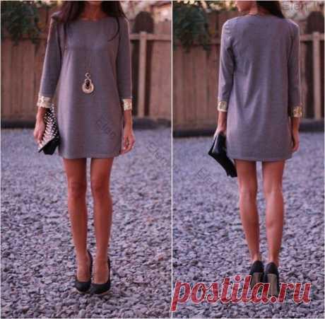 В наличии! Платье nik Размер: S-M 1300руб.