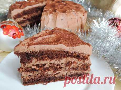 Мегашоколадный торт - Леди Mail.Ru