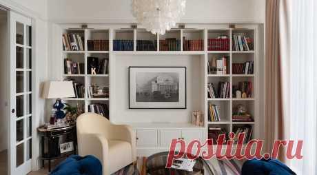 Квартира в сталинке: 7 идей, подсмотренных в дизайнерских проектах