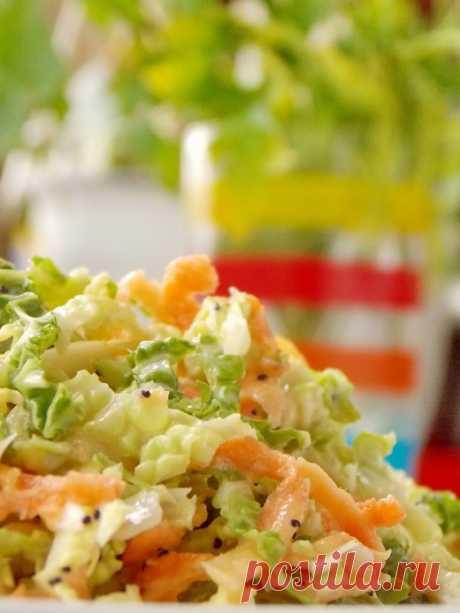 """Самый вкусный капустный салат """"Коул Слоу"""" - Ботаничка.ru"""