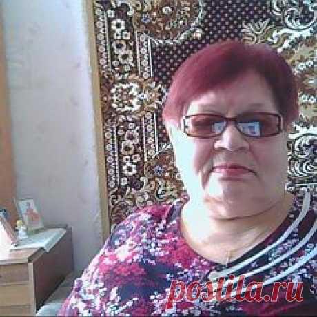 Галина Кашникова