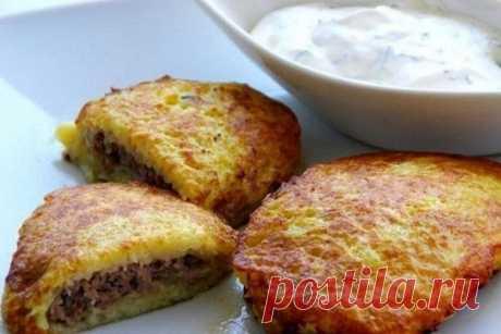 Лучшие кулинарные рецепты: Блюда из картофеля