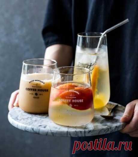 Алиэекспресс: подборка стильных бокалов для прохладительных напитков